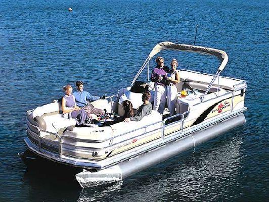 Boats for Sale & Yachts Tracker Sun Tracker Party Barge 25 2009 Sun Tracker Boats for Sale