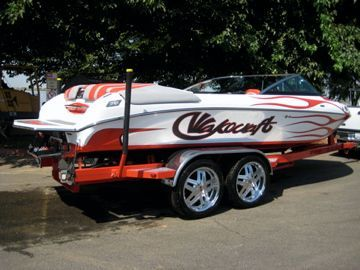 WAKECRAFT ZR6 2009 All Boats