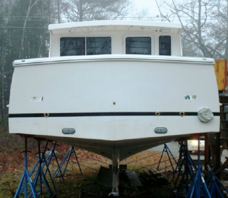 Wesmac / Finisher: B&D Enterprises Downeast Sedan Express 2009 All Boats Downeast Boats for Sale