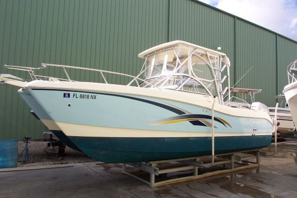 World Cat 250DC 2009 World Cat Boats for Sale