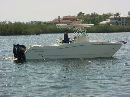 World Cat 250SF 2009 World Cat Boats for Sale