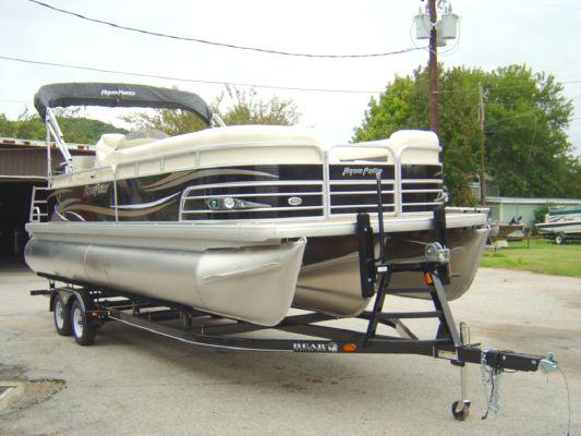 Aqua Patio 240BC3 2010 All Boats
