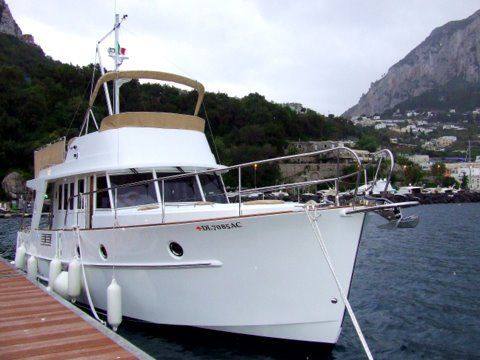 2010 beneteau swift trawler 42  45 2010 Beneteau Swift Trawler 42