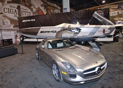 Cigarette Racing 46 XP AMG 2010 Cigarette Boats for Sale
