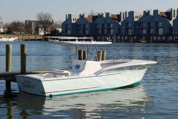 Composite Yacht Composite 26' CC Open 2010 All Boats