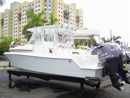 Contender Shark Man T.V series 2010 Contender Powerboats for Sale