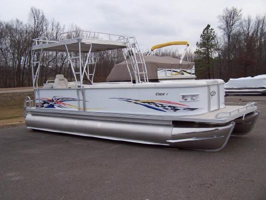 Boats for Sale & Yachts Crest 25 CREST II UPPER SUNDECK 2010 All Boats