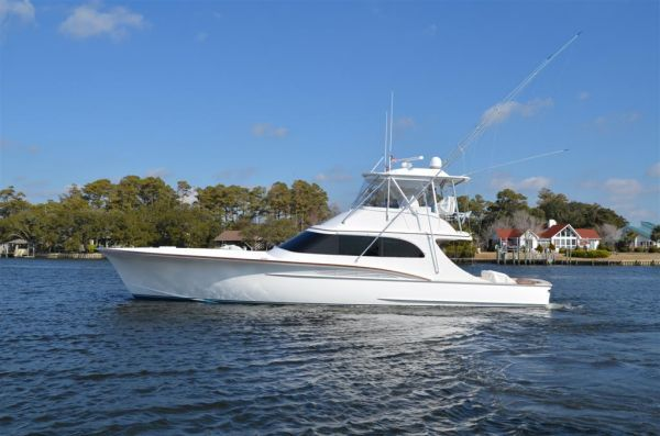Custom Carolina Jamie Chadwick Convertible Sportfish 2010 Sportfishing Boats for Sale