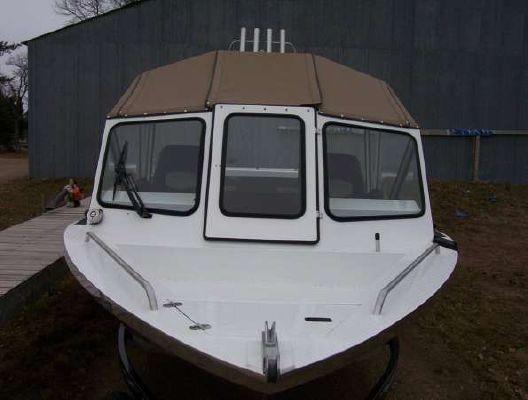 Custom Weld Viper II Outboard 2010 All Boats