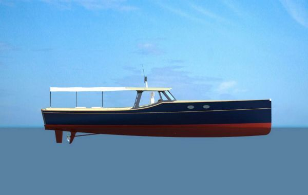 Dickson Marine Launch Boats for Sale *2020 New at $220K Motor Yachts