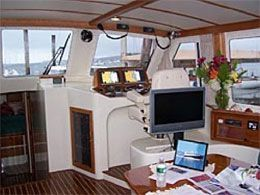 Downeast Lobster Yacht Gentleman's Cruiser 2010 Lobster Boats for Sale