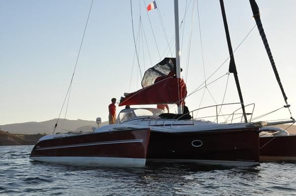 2010 Dragonfly 35 - Boats Yachts for sale