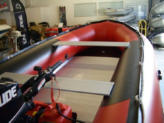 Excel XHD430/ Evinride ETEC 25hp Inflatable Boat 2010 All Boats Inflatable Boats for Sale