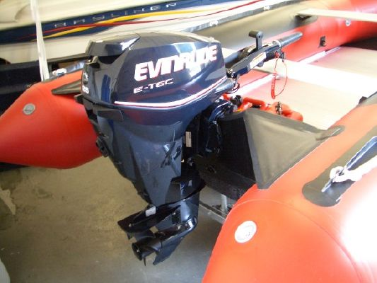 2010 Excel XHD430/ Evinride ETEC 25hp Inflatable Boat - Boats Yachts