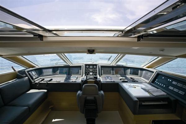 Ferretti Custom Line 97 RPH 2010 All Boats