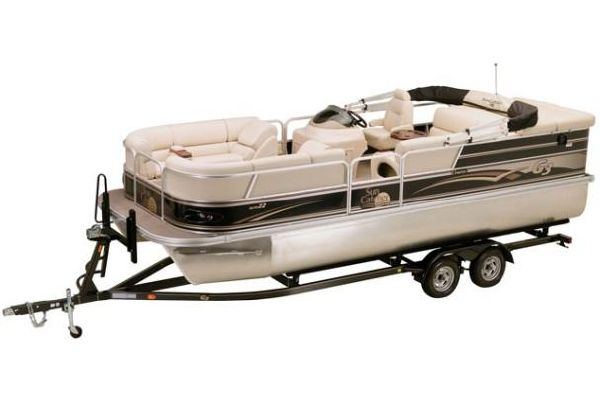 G3 Sun Catcher Elite 22 Cruise 2010 Sun Tracker Boats for Sale