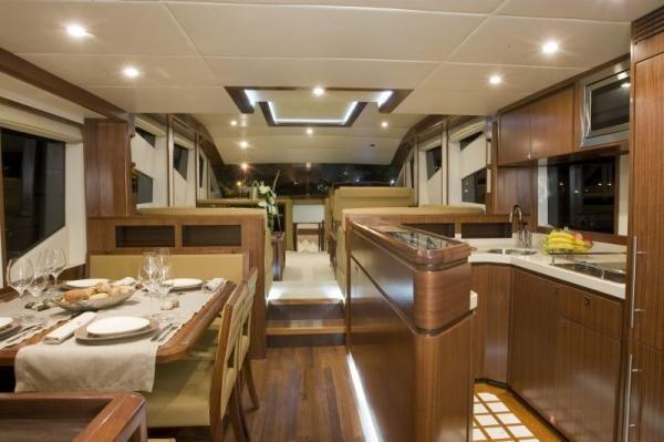 Gulf Craft Majesty 63 2010 All Boats