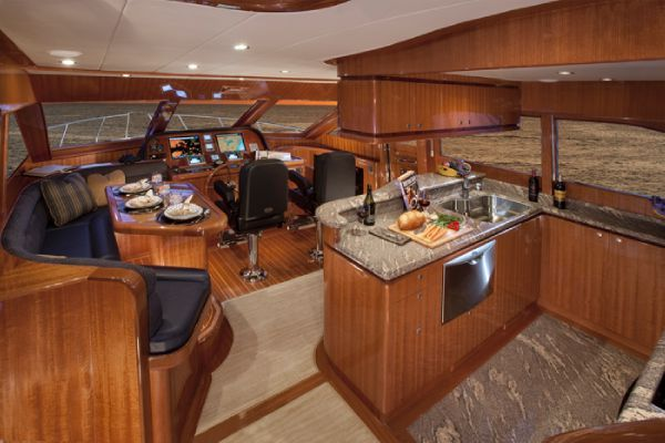 Hampton 580 Pilothouse 2010 Pilothouse Boats for Sale