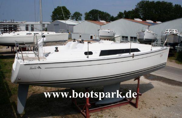 Boats for Sale & Yachts Hanse Hanse 320 2010 All Boats