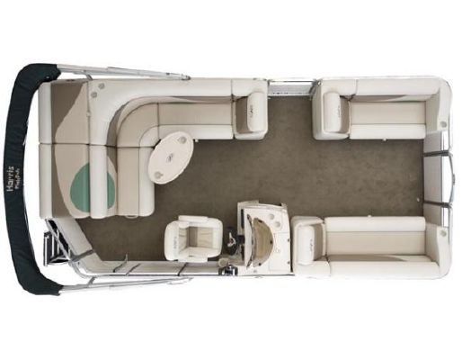 Boats for Sale & Yachts Harris FloteBote 200 Sunliner 2010 All Boats