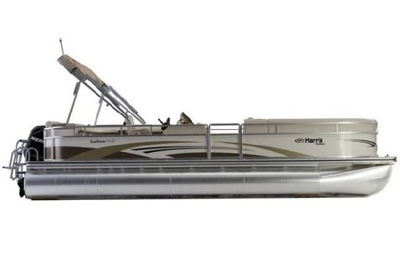 Harris FloteBote 240 Sunliner 2010 All Boats