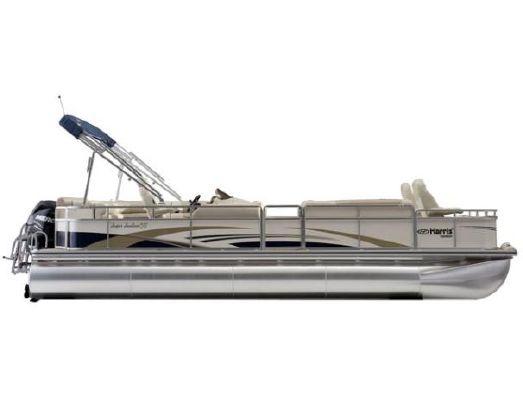 Harris FloteBote 250 Super Sunliner LX 2010 All Boats