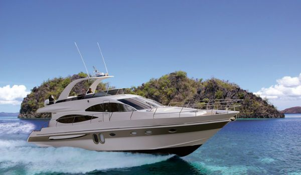 Harwal 62 Raised Pilothouse 2010 Pilothouse Boats for Sale