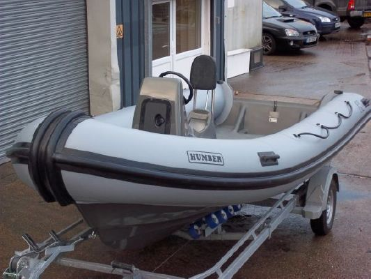 Boats for Sale & Yachts Humber Ribs Ocean Pro 5.7m (590) 2010 All Boats