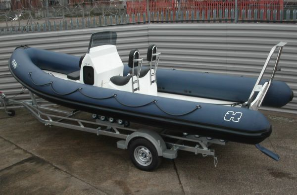 Humber Ribs Ocean Pro 6.3m (622) 2010 All Boats