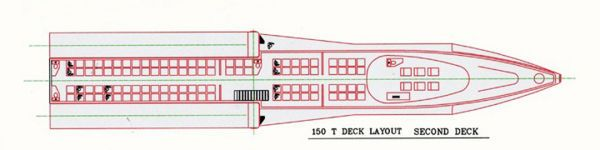 Hydrofoil 100 Knot Ferry 2010 All Boats