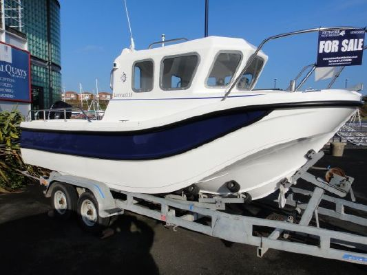 Leeward 18 Enclosed Wheelhouse 2010 All Boats