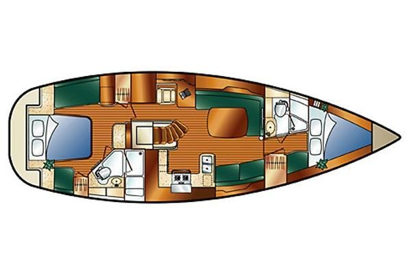 Boats for Sale & Yachts Legend 45 Center Cockpit. 2010 All Boats
