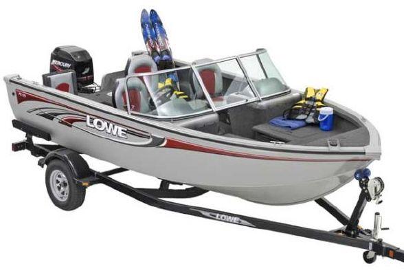 Lowe Fish & Ski FS175 2010 All Boats Fish and Ski Boats