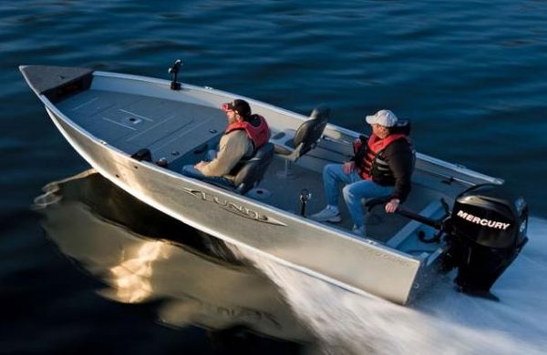 Lund 1750 Outfitter SS 2010 Lund Boats for Sale