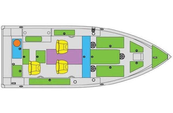 Lund 2010 Predator Tiller 2010 Lund Boats for Sale Motor Boats