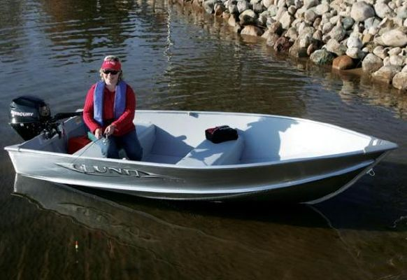 Boats for Sale & Yachts Lund A 14 Tiller 2010 Lund Boats for Sale