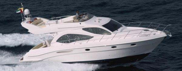 Majesty 44' 2010 All Boats