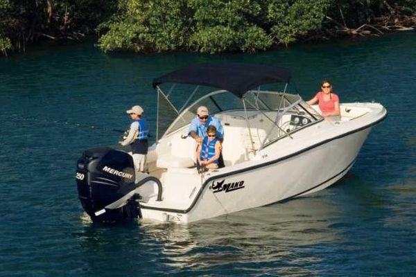 Mako 216 Dual Console 2010 Mako Boats for Sale