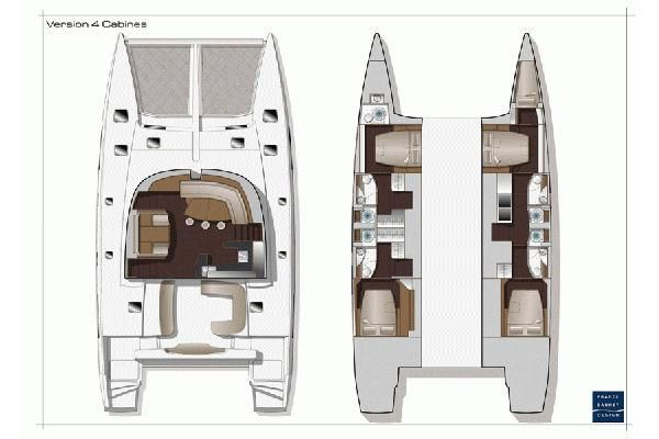 Boats for Sale & Yachts Nautitech 54 2010 All Boats