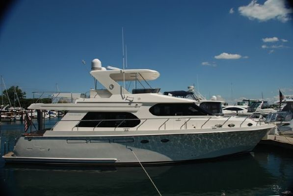 Ocean Alexander * 58 Pilothouse (Stk#B5148) 2010 Motor Boats Ocean Alexander Boats Pilothouse Boats for Sale