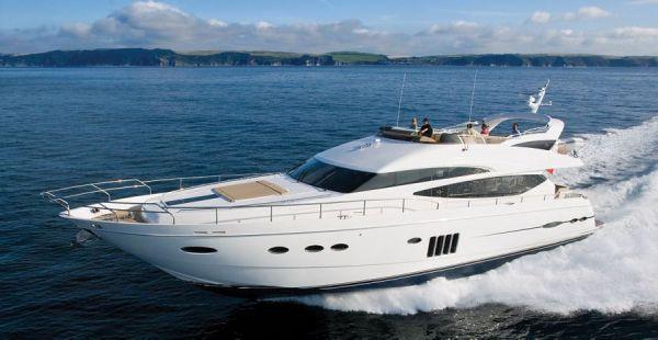 Princess 78 Motor Yacht 2010 Princess Boats for Sale
