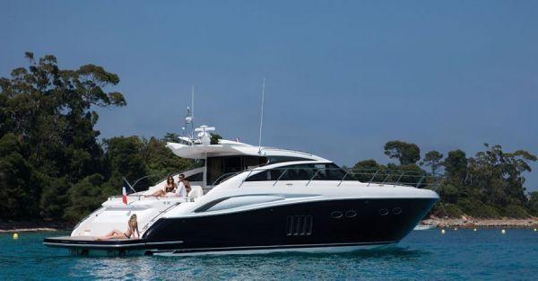Princess V62 2010 Princess Boats for Sale