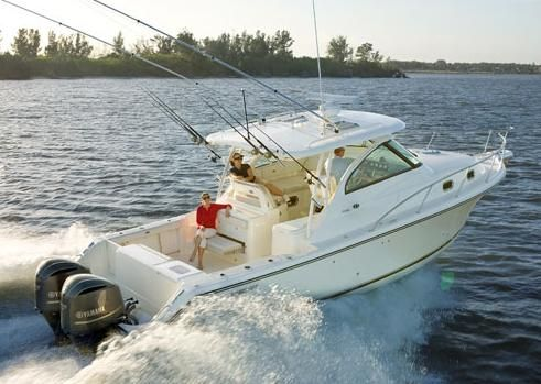 Pursuit OS 345 Offshore 2010 All Boats