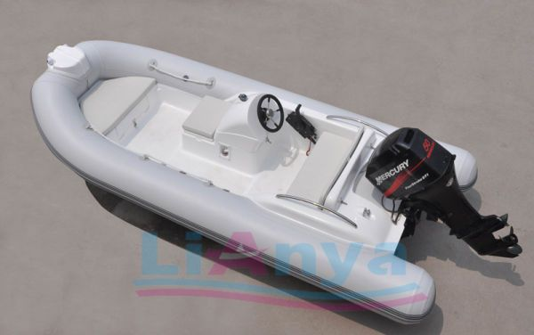 Boats for Sale & Yachts Qingdao Lianya Boat Co.,Ltd Rigid inflatable boat, Inflatable boat LY430 2010 Sailboats for Sale