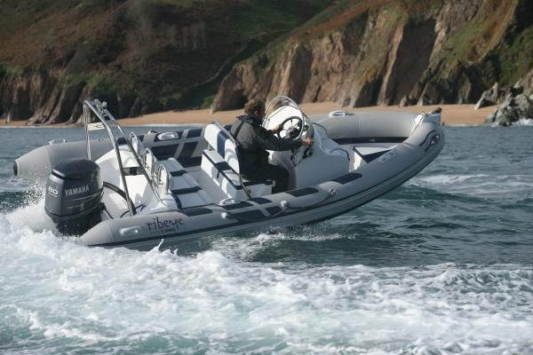 Ribeye A Series 500 with Trailer 2010 All Boats