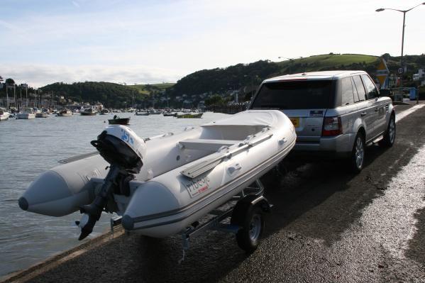 Ribeye Tender TS370 Double Jockey Console boat only 2010 All Boats