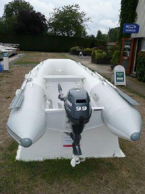 Ribeye TL310 with 9.9hp Yamaha Outboard 2010 All Boats