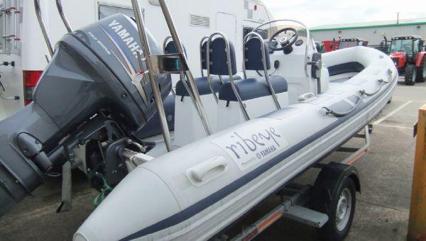 Ribtec 585 2010 All Boats