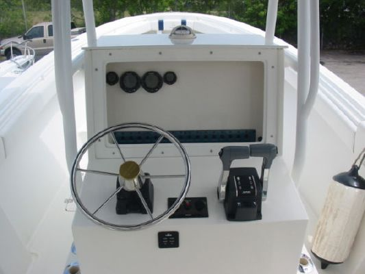 Salt Shaker Center Console 2010 All Boats
