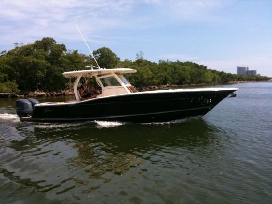 Scout 345 XSF 2010 Sportfishing Boats for Sale